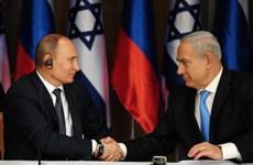 Thủ tướng Israel và Tổng thống Nga điện đàm về các vấn đề an ninh