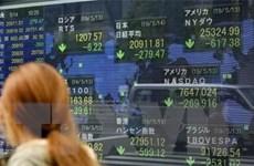 Thị trường chứng khoán châu Á hầu hết tăng điểm trong phiên 7/10
