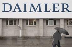 Daimler có quý kinh doanh tốt nhất trong lịch sử tại Trung Quốc