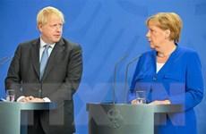 Đề xuất Brexit của Thủ tướng Johnson không được Đức ủng hộ