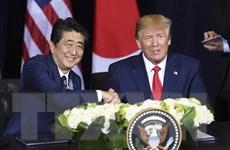 Thỏa thuận thương mại song phương Mỹ-Nhật: Cùng lùi để tiến