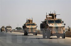 Iran yêu cầu Thổ Nhĩ Kỳ không tấn công người Kurd ở Syria