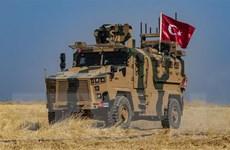 Thổ Nhĩ Kỳ không kích các mục tiêu phiến quân người Kurd ở Iraq