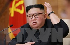 Báo Triều Tiên kêu gọi đoàn kết xung quanh nhà lãnh đạo Kim Jong-un