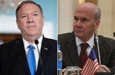 Trợ lý Ngoại trưởng Mỹ từ chức giữa bê bối luận tội Tổng thống Trump