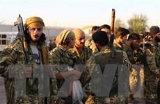 Mỹ yêu cầu Thổ Nhĩ Kỳ dừng chiến dịch tấn công ở Đông Bắc Syria