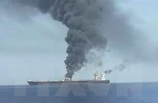 Nổ tàu chở dầu Iran: Nguy cơ dầu tràn gây ô nhiễm Biển Đỏ