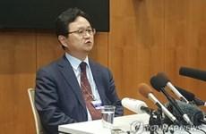Hàn-Nhật kết thúc vòng đàm phán thứ nhất về tranh cãi thương mại