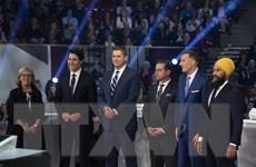 Các điểm bầu cử sớm đã mở, dự báo Thủ tướng Trudeau giành chiến thắng