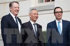 Mỹ và Trung Quốc đạt được một phần của thỏa thuận thương mại