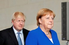 Anh 'rớt hạng' trong danh sách đối tác thương mại lớn của Đức
