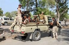 Các lực lượng Saudi Arabia kiểm soát thành phố Aden của Yemen