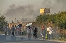 'Chiến dịch của Thổ Nhĩ Kỳ tại Syria là không thể chấp nhận được'