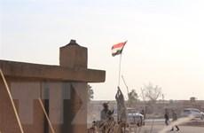 Quân đội Syria giành quyền kiểm soát các căn cứ quân sự Mỹ bỏ lại