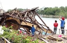 Động đất 6,4 độ tại miền Nam Philippines, ít nhất 3 người thiệt mạng