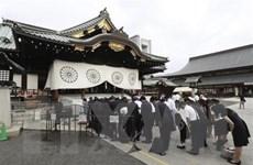 Một bộ trưởng Nhật Bản viếng đền Yasukuni dịp lễ hội mùa Thu