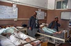 Đánh bom đền thờ Hồi giáo ở Afghanistan: Hơn 100 người thương vong