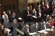 Thủ tướng Boris Johnson nỗ lực để thỏa thuận Brexit 'vượt ải' Hạ viện