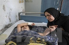 Syria: Lực lượng thân Thổ Nhĩ Kỳ bị cáo buộc sử dụng chất độc hóa học