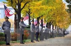 Sau vụ sinh viên đột nhập, Hàn Quốc tăng cường bảo vệ Đại sứ quán Mỹ