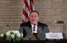 Mỹ khẳng định cam kết đối với tiến trình hòa bình Afghanistan