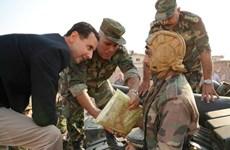 Tổng thống Assad: Idlib là mấu chốt để kết thúc nội chiến Syria