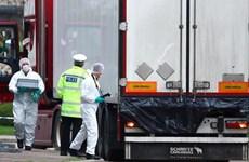 Hành trình kỳ bí của xe container chở 39 thi thể người Trung Quốc