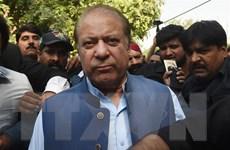 Cựu Thủ tướng Pakistan Nawaz Sharif được tại ngoại do sức khỏe xấu