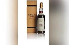 Chai rượu Macallan hiếm nhất thế giới có giá gần 2 triệu USD