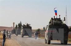Nga hoàn tất việc chuẩn bị cho kế hoạch tuần tra chung tại Syria