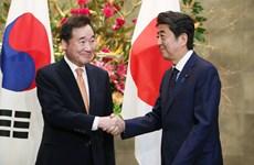 Nhật-Hàn tháo gỡ căng thẳng liên quan vấn đề lao động thời chiến