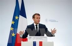 Tổng thống Pháp cam kết thực hiện đến cùng cải cách lương hưu
