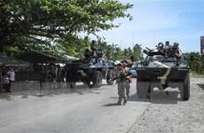 Philippines tăng cường cảnh giác cao độ sau cái chết của thủ lĩnh IS