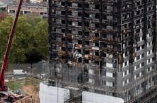 Anh công bố kết quả điều tra thảm họa cháy chung cư Grenfell