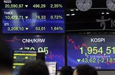 Chứng khoán châu Á diễn biến trái chiều sau quyết định của Fed