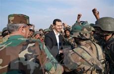 'Miếng bánh Syria' trong giai đoạn đầu tư và tái thiết thời hậu chiến