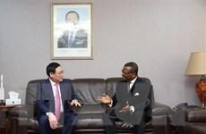 Lãnh đạo Cameroon mong muốn hợp tác toàn diện với Việt Nam