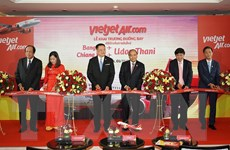 Thủ tướng dự lễ công bố một số đường bay mới Thái Lan-Việt Nam