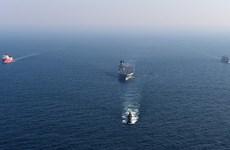 Hải quân Hàn Quốc tham gia cuộc diễn tập cứu hộ tàu ngầm đa quốc gia