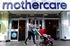 Mothercare liên tục thua lỗ, hơn 2.000 việc làm chịu ảnh hưởng