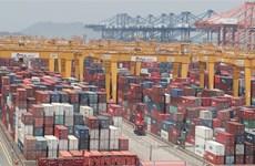 Thặng dư thương mại Hàn Quốc-Mỹ giảm 6,8% so với cùng kỳ