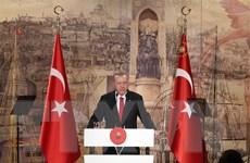 Tổng thống Thổ Nhĩ Kỳ Erdogan có thể hoãn chuyến thăm Washington
