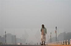 Ấn Độ tăng cường các biện pháp hạn chế khói mù ô nhiễm tại thủ đô