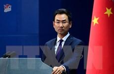 Trung Quốc lên tiếng về việc Mỹ rút khỏi Hiệp định Paris