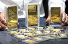 Giá vàng thị trường châu Á giảm phiên thứ hai liên tiếp