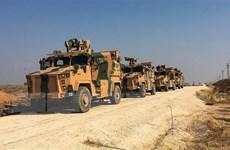 Nga và Thổ Nhĩ Kỳ bắt đầu cuộc tuần tra chung thứ 2 ở Syria