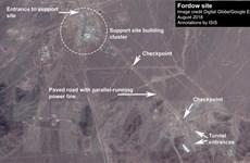 Iran: Nhà máy Fordow bắt đầu làm giàu urani từ nửa đêm