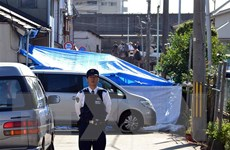 Nhật Bản bắt giữ đối tượng âm mưu phóng hỏa tòa thị chính