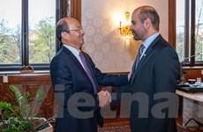 'Việt Nam là đối tác quan trọng của Quỹ OPEC về phát triển quốc tế'