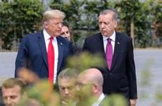 Tổng thống Thổ Nhĩ Kỳ tiết lộ nội dung hội đàm với người đồng cấp Mỹ